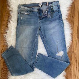🔴3/$10 Sneak Peek skinny jeans
